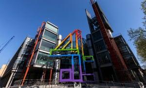 Channel 4 headquarters in London