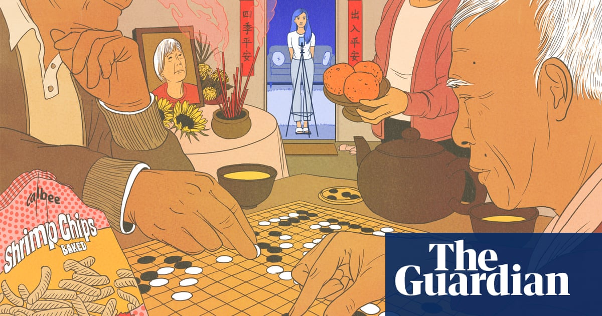 'I became trapped in my Americanness': China, the US and me