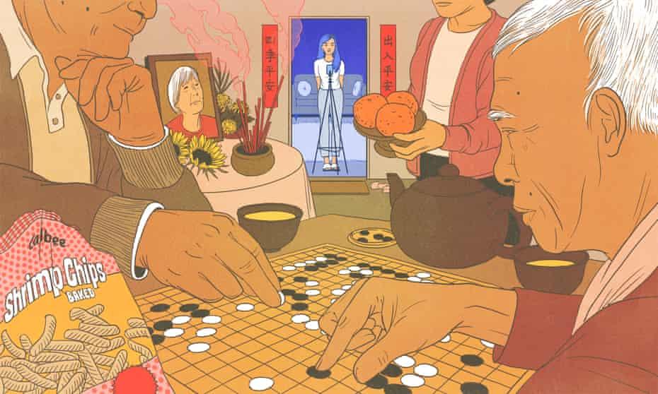 Illustration for Angela Qian long read 6 May 2021