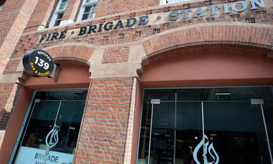 Brigade Bar and Bistro, Tower Bridge, London