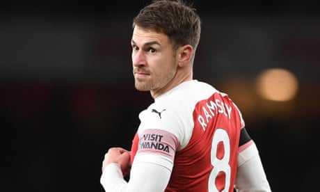 a4e44bc56d2 Arsenal s Aaron Ramsey agrees five-year deal with Juventus worth ...