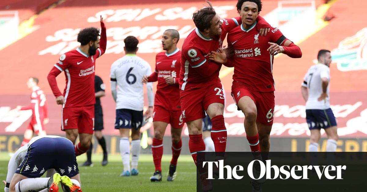 Alexander-Arnold's late winner caps Liverpool comeback to sink Aston Villa