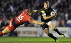 George Ford was back in the groove against Toulon.