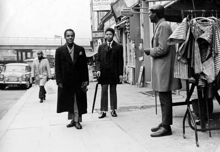 Portobello Road, 1966.