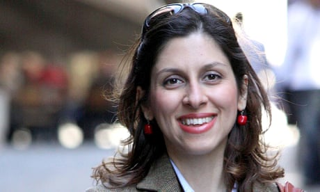 Nazanin Zaghari-Ratcliffe was chained to bed in hospital, says husband