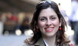 Nazanin Zaghari-Ratcliffe, who has been imprisoned in Iran since 2016.