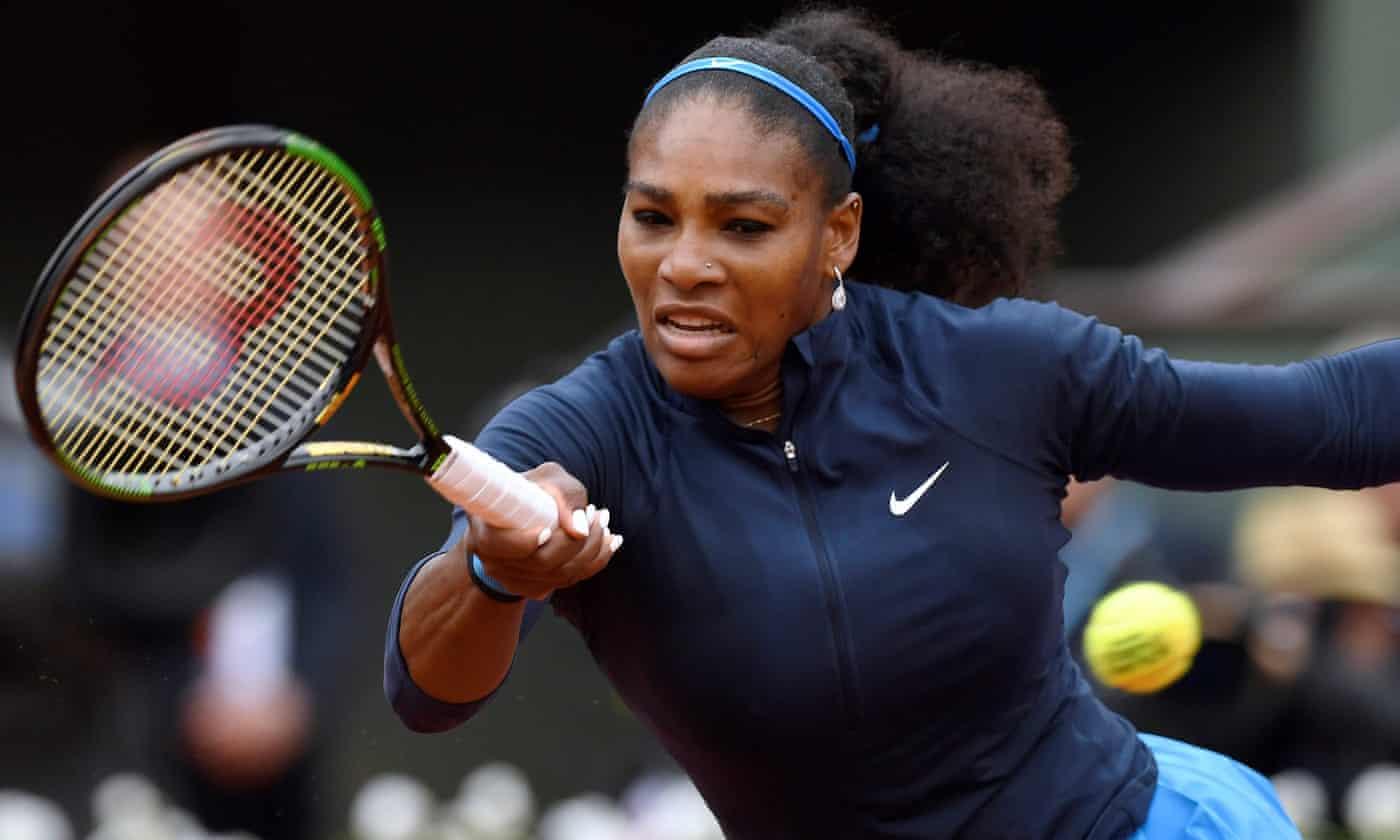 Serena Williams praises 'unbelievable' Garbiñe Muguruza after French final