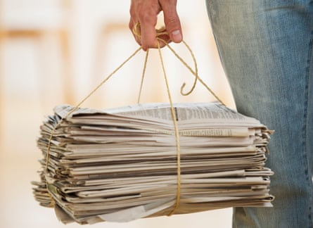 In January, the commerce department imposed 'temporary' import duties of up to 10%. Two months later, it added anti-dumping duties of 22.16% for some Canadian paper producers and exporters.
