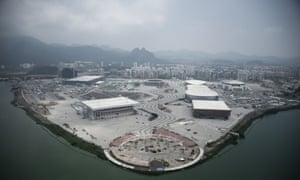 Rio de Janeiro Brazil Olympics Zika virus