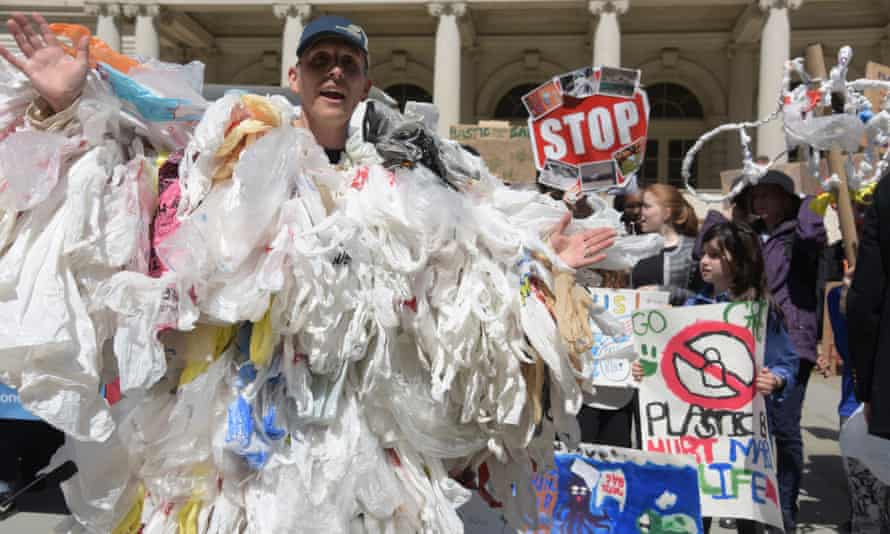 The plastic bag monster will haunt your dreams.