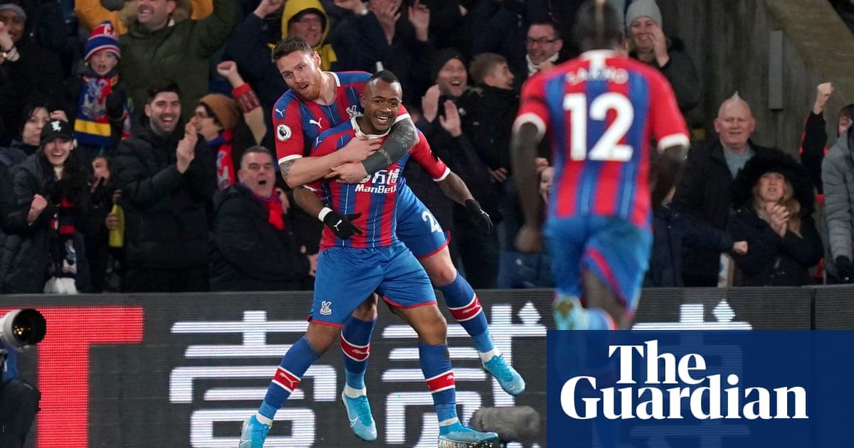 Jordan Ayew's last-minute solo goal sees Crystal Palace sink West Ham