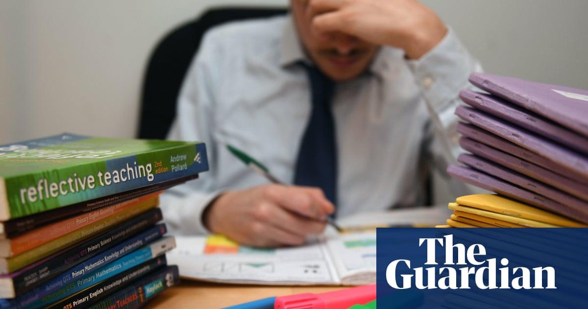 Work pressure in Covid lockdown was shattering, say teachers