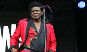 Charles Bradley performing in New York last year. He started out as a James Brown impersonator, having been inspired when he went to one of the singer's concerts in the early 1960s.