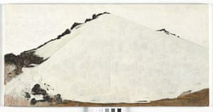 From Fang Hut, 2013, oil on canvas board, 30.5 x 60.3 cm.