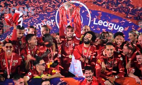 Premier League 2020-21 preview No 11: Liverpool