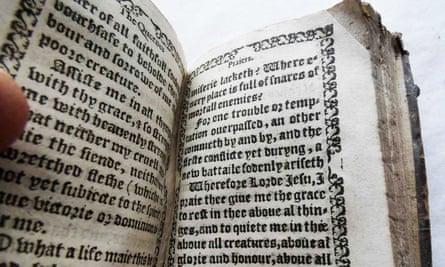 A 1568 edition of the Kynges Psalmes written by Saint John Fisher discovered in Oxburgh Hall, Norfolk.