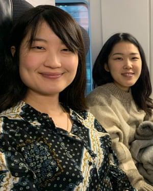 Nanako Mochizuki & Ayako Mizuochi