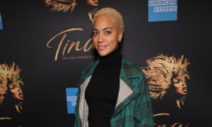 Cush Jumbo said she was made to feel uncomfortable during her first year of drama school.