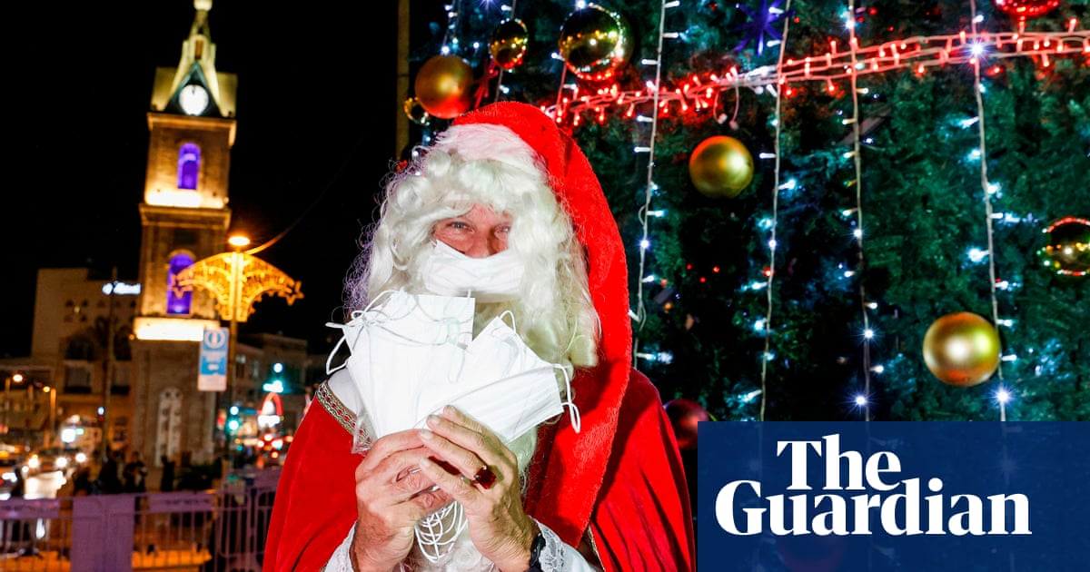 2021 Christmas Cable Car Happy New Normal Christmas 2020 Around The World In Pictures Life And Style The Guardian
