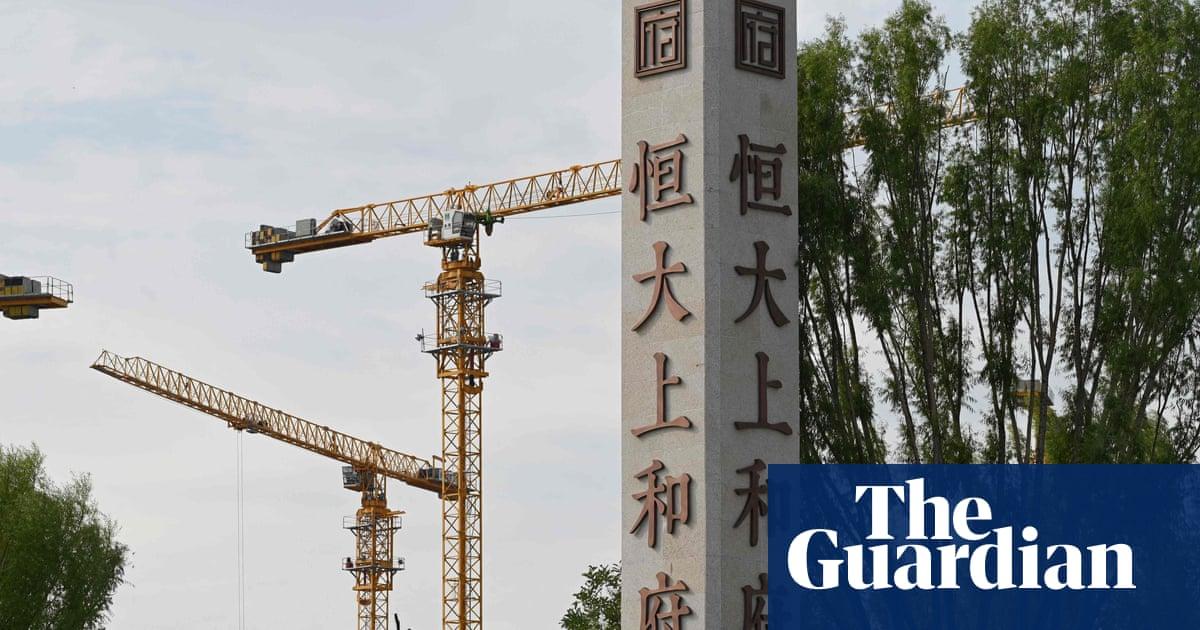 'China's Lehman Brothers moment': Evergrande crisis rattles economy