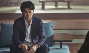 Long arm of the law … Masaharu Fukuyama