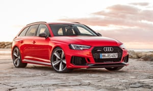 Audi RS Avant Wholesome Practicality Married To Joyfully - Audi rs4
