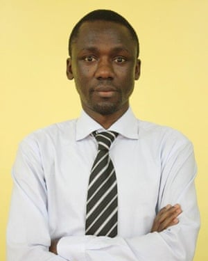 Kwame Owino: 'I think we should be more ambitious.'
