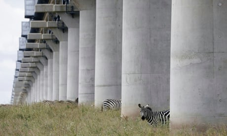 Plan to fence off Nairobi national park angers Maasai and conservationists