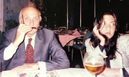 Ameer Koohyar & daughter Shirin
