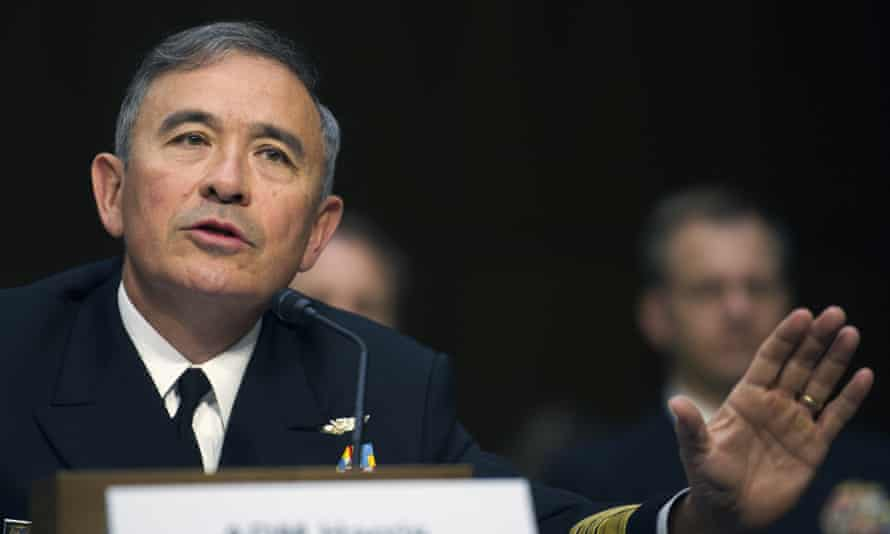 Admiral Harry Harris  of the US navy