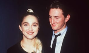 Madonna and Sean Penn … During their marriage in the 1980s.