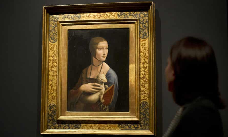 Leonardo da Vinci's Lady with an Ermine