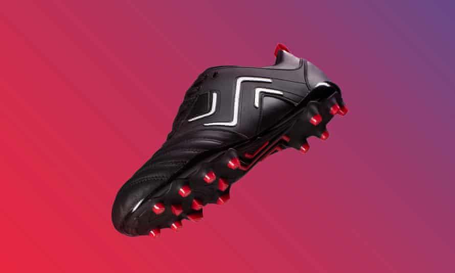 An Ida Sports boot.