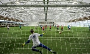 The FA hopes the AYA course will lead to more coaches being able to produce more talented young English players