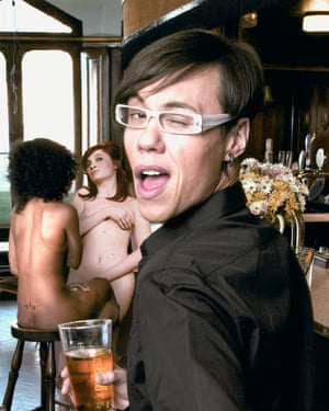 Gok Wan, host of Channel 4's How To Look Good Naked, in 2007.