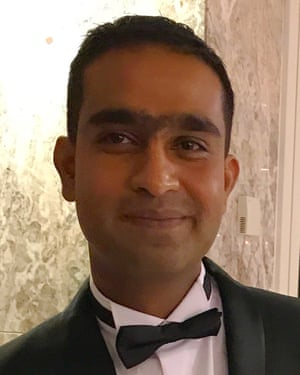 Saiqul Miah, late 30s, Keighley, West Yorkshire