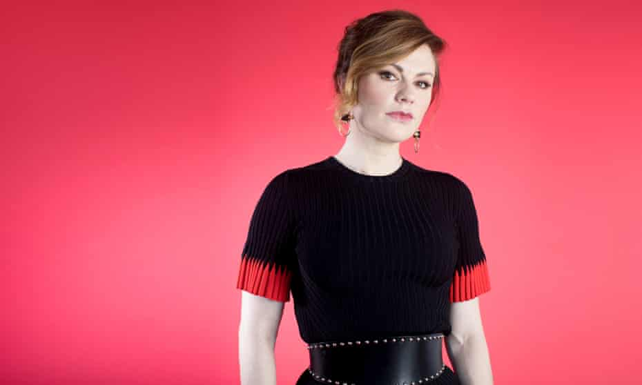 Anna Paquin … 'The power balance has changed.'