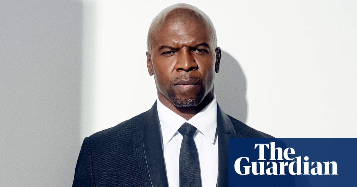 Terry Crews: Marvel, toxic masculinity and life after #metoo