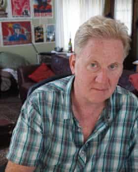 Dan Donaldson, a 58 year old illustrator living in Elora, Ontario