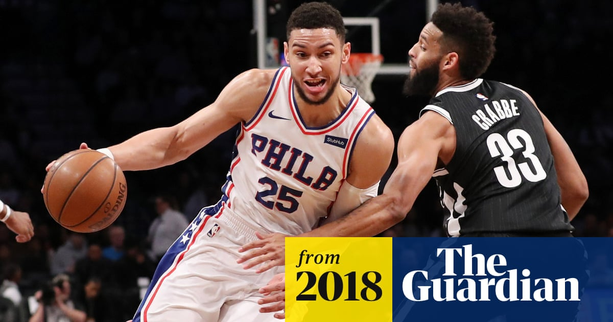 best service 53f44 6bb9a Ben Simmons snubbed again for NBA All-Star game | Sport ...