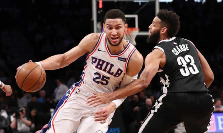 Philadelphia 76er Ben Simmons