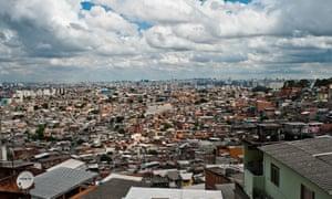 Brasilandia in Sao Paulo, Brazil.