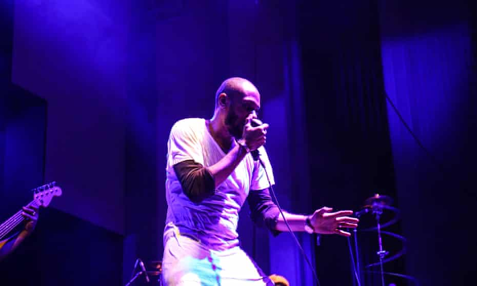 'Be here for this' … Yasiin Bey at the Troxy.