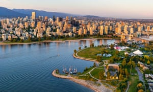 Vancouver, where the average cost of a detached home hovers around C$1.8m.