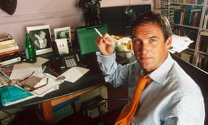 AA Gill in 1999.