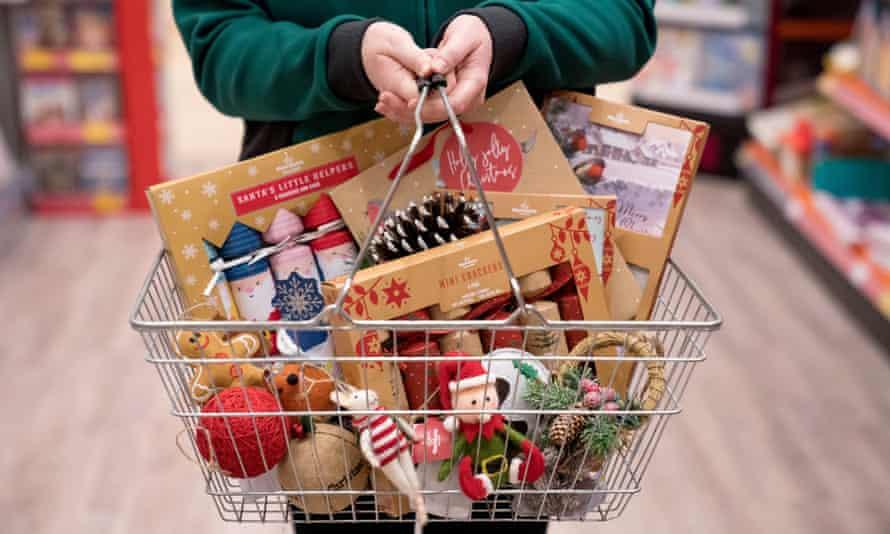 Morrisons Christmas range