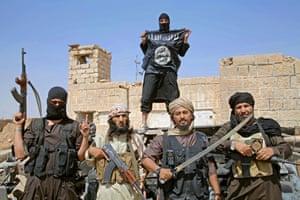 Tajikistan Isis