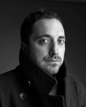 Director Pablo Larraín.