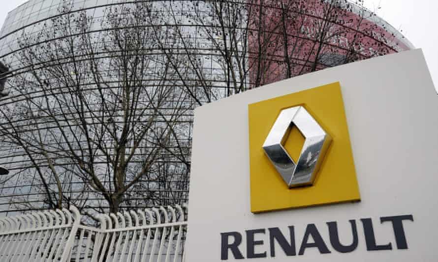 Renault's HQ