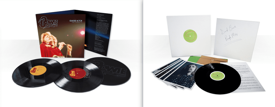 David Bowie's Record Store Day releases